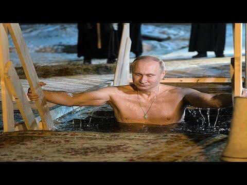 بوتين يحتفل بعيد الغطاس في بحيرة متجمدة  - نشر قبل 21 دقيقة