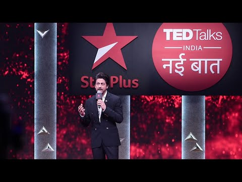 Shahrukh Khan Speech At Ted Talks India StarPlus   Latest Video Mp3