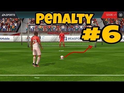 ⚽Серия пенальти в FIFA MOBILE под музыку!⚽