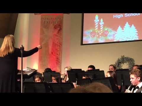 Pine Hills Adventist Academy Band  - Christmas Concert 2015