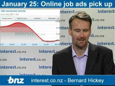 Economic weather report: Online job ads show recovery has started