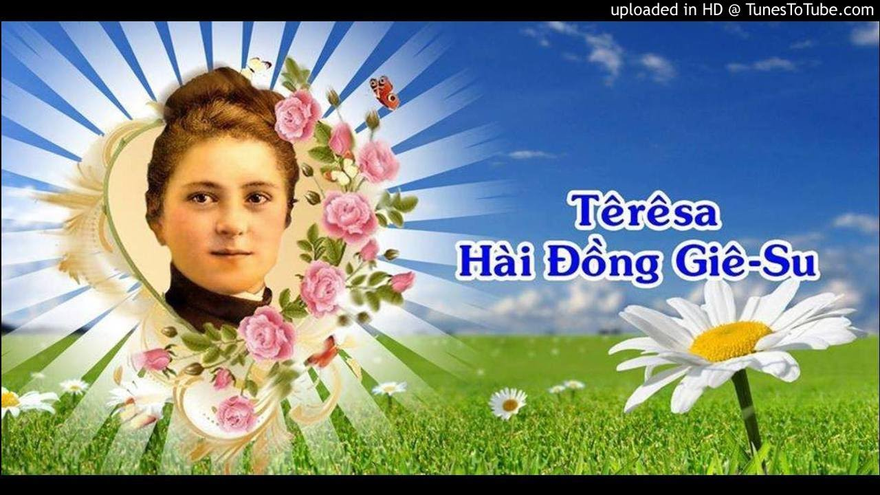 Chiêm ngắm thánh nữ Têrêxa Hài đồng Giêsu, cùng nhau bồi đắp tình thương và sự sống từ những gì nhỏ bé nhất