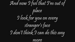 Daniel Powter - Don't Give Up On Me Lyrics