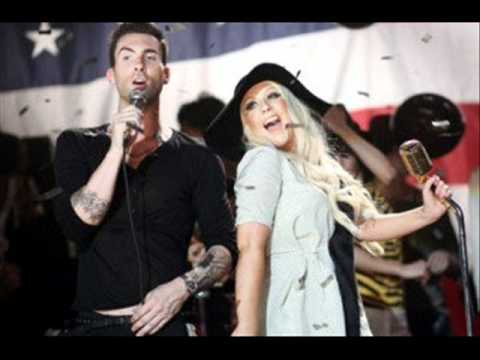 Maroon 5 Ft. Cristina Aguilera - Moves Like Jagger