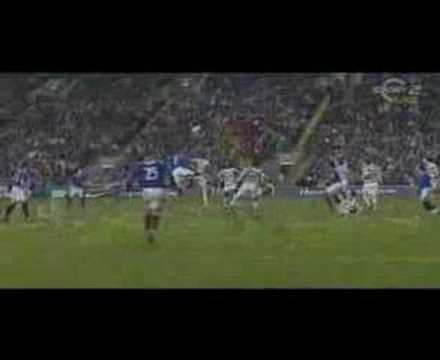 Ugo Ehiogu overhead kick against Celtic