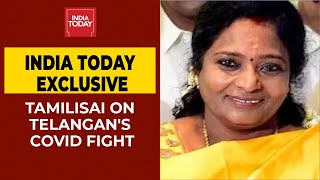 Hyderabad Hospital Horror: Tamilisai Soundararajan On Telanagana's Covid Fight | Exclusive