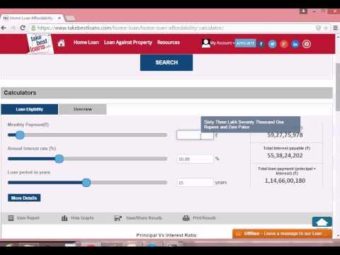 home-loan-eligibility-calculator