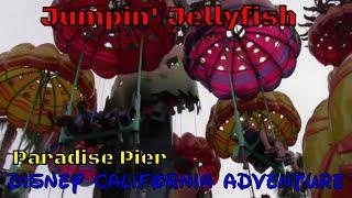 Jumpin' Jellyfish - Paradise Pier - DCA