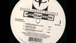 ROUGH LUXURY CREW - PANDEMONIUM ( rare 1993 NY rap )