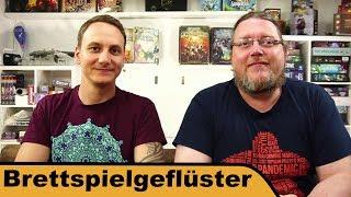 Brettspielgeflüster - Dizzle, CuBirds, Mystical Seeds  - Alex & Peat #10