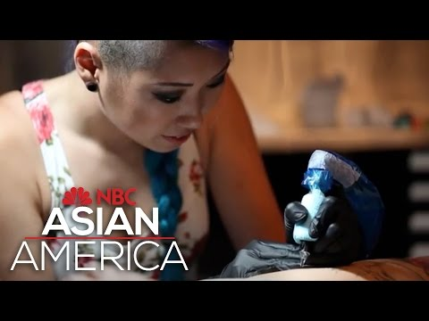 Tattoo Artist Joice Wang Finds Inspiration In Nature, Watercolors | NBC News