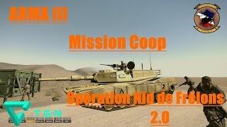 [FR] ARMA III : Opération Nid de Frêlons 2.0