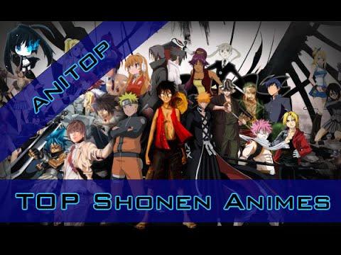 top-shonen-animes