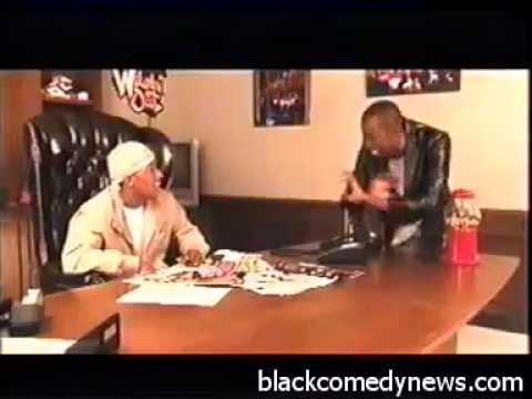 Affion Crockett Spoofs  JAYZ  Russell Simmons  Ludacris  Chris Rock  John Legend