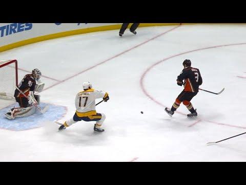 11/03/17 Condensed Game: Predators @ Ducks