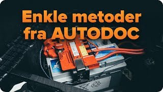 De beste tipsene for å reparere bilen selv