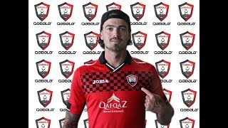 Dave Bulthuis -  Welcome to Gabala FK by Az Scout