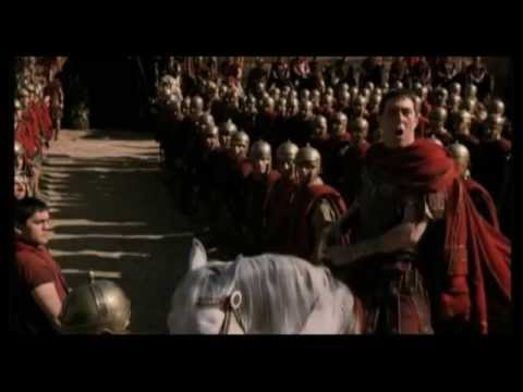 The Making Of Rome HBO
