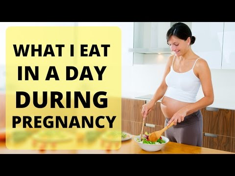 Delicious Healthy Pregnancy Recipes: What You Should Eat In A Day