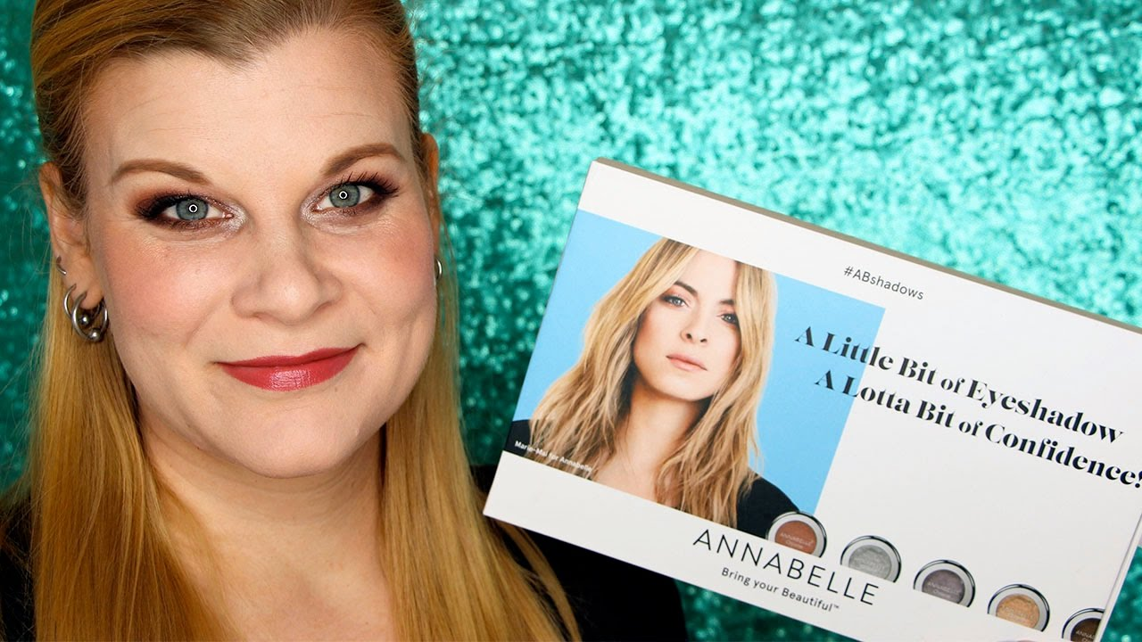 Annabelle Spring 2017 Try On + First Impressions | Makeup Your Mind
