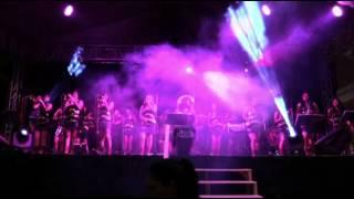 BAILE DE EXPO FERIA DE SANPABLO HUIXTEPEC 2015 BANDA REINAS DE OAXACAQ