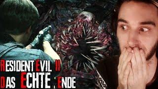 DAS ECHTE ENDE VON RE2 - Leon B | Resident Evil 2 Remake (Deutsch/German)