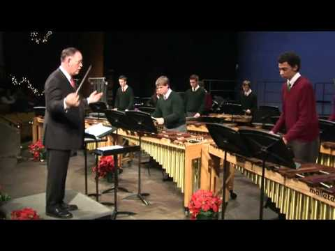 Mount Lebanon Percussion Ensemble 2011 Winter Concert Series