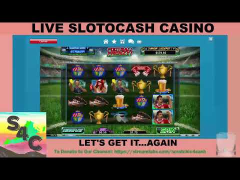 Slotocash Live Chat