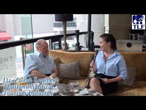 Thailand No Longer Ranked Top Medical Tourism Destination, Dr. Zadok Lempert