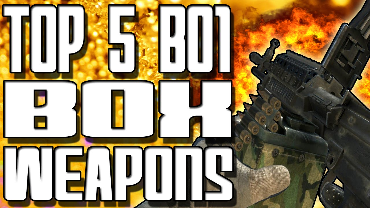 Fuse Box Zombies Black Ops : Top box weapons in quot black ops zombies bo youtube