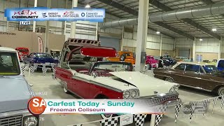 KSAT Community: CarFest today - Sunday | SA Live | KSAT 12