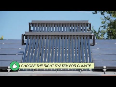 Solar hot water heater installation and repair Vancouver, BC