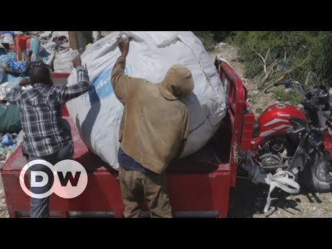Trash Into Cash: Plastic Waste In Haiti | DW English