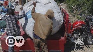 Trash into cash: Plastic waste in Haiti   DW English