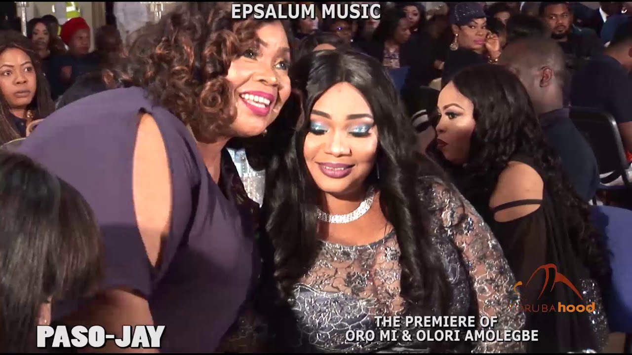 Download Paso Jay - Jaiye Kuti UK Movie Premier With Wasiu Alabi Pasuma