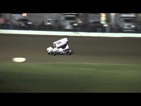 Sprint Invaders B-Main 34 Raceway 9/19/15