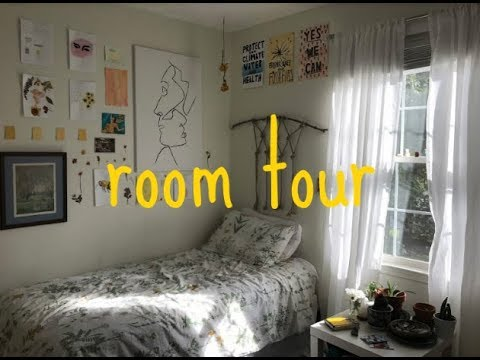 room tour // artsy & eclectic - YouTube