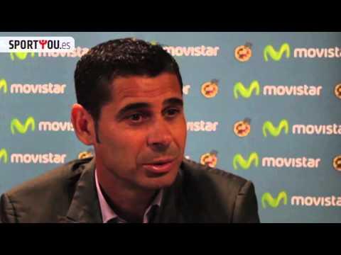 Hierro y Caminero hablan sobre España en el Mundial