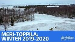 Meri-Toppila Winter Layout 2019-2020