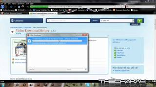 Video Download Helper: Complemento Firefox (Descarga cualquier vídeo) | TheChAka4