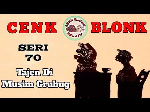 Wayang Cenk Blonk Seri 70. Tajen Di Musim Grubug | #DiRumahAja