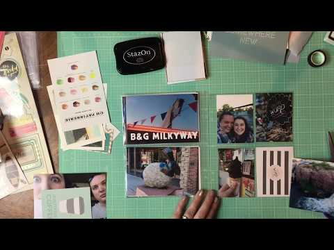 2017 Project Life Mini Travel Album // Sioux Falls & Fargo