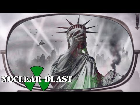 Ministry - AmeriKKKa (VISUALIZER)