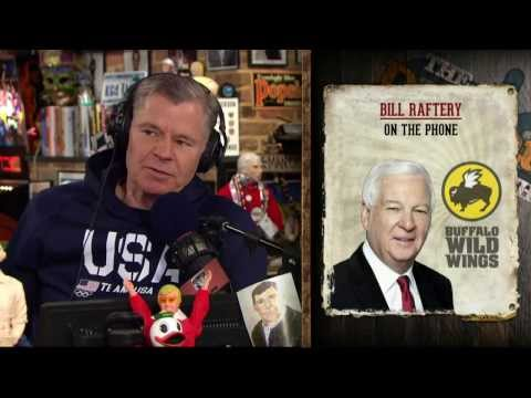 Bill Raftery on the Dan Patrick Show (Full Interview) 3/14/14