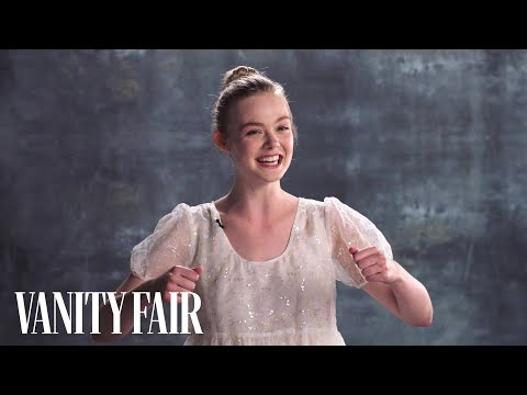 Elle and Dakota ning Talk Which Movies They Can't Turn Off  Vanity Fair