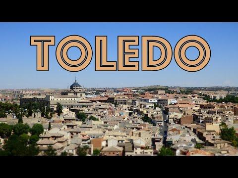 Visiting Toledo, Spain on Audrey's Birthday