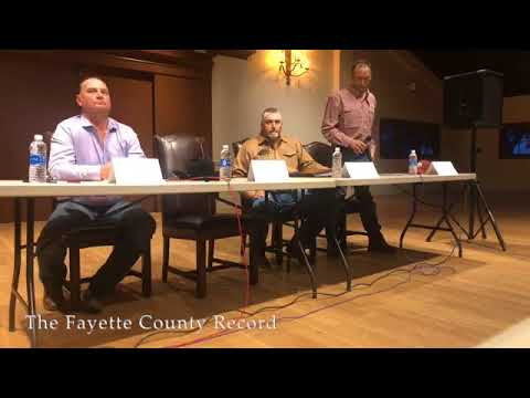 Fayette County Pct. 2 Commissioner Candidate Forum