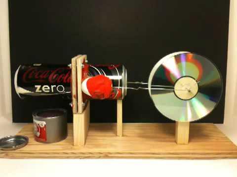 membuat energi listrik alternatif dari barang bekas kaleng