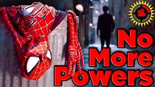 Film Theory: The Spiderman 2 Mystery! Why Spiderman Lost His Powers! thumbnail