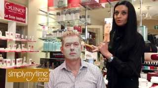 Glamglow youthmud is the solution! Supermud tutorial from simplymytime.com Thumbnail